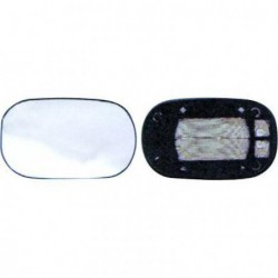 Vetro per specchio specchietto retrovisore esterno destro/sinistro FORD KA, 2006-2008 convesso riscaldabile