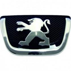 Logo emblema marchio stemma PEUGEOT 1007 originale