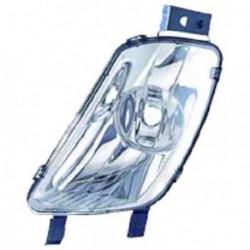 Fendinebbia sinistro PEUGEOT 308 tutte, 2007-03/2011 lampada H8