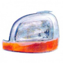 Faro fanale proiettore anteriore destro RENAULT KANGOO 1998-2003 H4 per regolazione elettrica