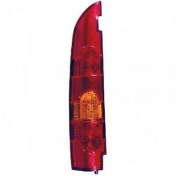 Faro fanale posteriore sinistro RENAULT KANGOO 2003-2007 per porta battente
