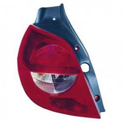 Faro fanale posteriore destro RENAULT CLIO 2005-05/2009, berlina 3/5 porte