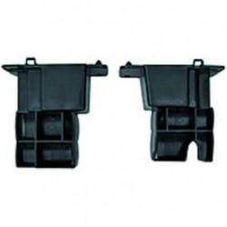 Coppia supporti paraurti anteriore RENAULT CLIO, 11/2012-