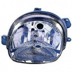 Faro fanale proiettore anteriore destro RENAULT TWINGO 09/2000 2001 2002 2003 2004 2005 2006 2007 per regolazione elettrica oem 7701049687