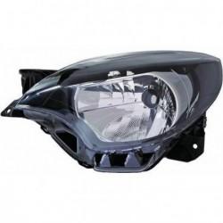 Faro fanale proiettore anteriore destro RENAULT TWINGO 2012-2014 H4 per regolazione elettrica