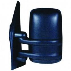 Specchio specchietto retrovisore esterno sinistro RENAULT MASTER, OPEL MOVANO, NISSAN INTERSTAR 1996-2003 braccio 60mm, convesso elettrico riscaldabile