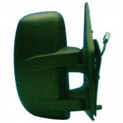 Specchio specchietto retrovisore esterno sinistro RENAULT MASTER, OPEL MOVANO, NISSAN INTERSTAR 2003-2010, elettrico riscaldabile 6 Volt