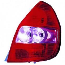 Faro fanale posteriore sinistro HONDA JAZZ 2002-2008 freccia rosata