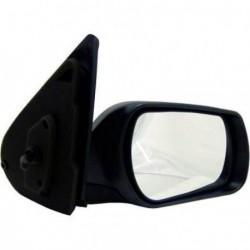 Specchio specchietto retrovisore esterno sinistro MAZDA 2, 04/2003-09/2007 manuale verniciabile