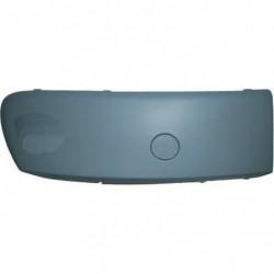 Listello paraurti anteriore destro MITSUBISHI COLT 2004-2008 3 porte, verniciabile no fori fendinebbia