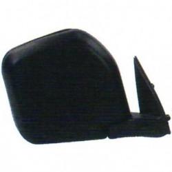 Specchio specchietto retrovisore esterno destro MITSUBISHI PAJERO 1997-2000 nero manuale