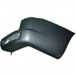 Angolare angolo cantonale paraurti posteriore destro MITSUBISHI PAJERO 2000-2002 plastica