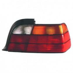 Faro fanale posteriore sinistro BMW Serie 3 E36 Coupè Cabriolet 1990-1999, freccia arancio per check control