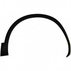 Passaruota arco parafango anteriore destro NISSAN QASHQAI 2007-2013 nero