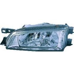 Faro fanale proiettore anteriore destro SUBARU IMPREZA 10/1998-2001 H4 per regolazione elettrica