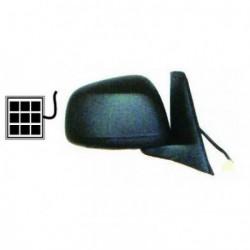 Specchio specchietto retrovisore esterno destro SUZUKI SX4 e FIAT SEDICI 2006-2013, modello giapponese connettore quadrato, elettrico