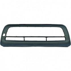 Bordo cornice su paraurti anteriore KIA SOUL 11/2011-12/2013 centrale nera
