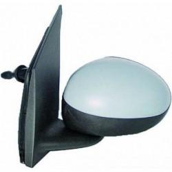 Specchio specchietto retrovisore esterno sinistro TOYOTA AYGO, PEUGEOT 107, CITROEN C1, anni 2005-2014, regolazione interna verniciabile