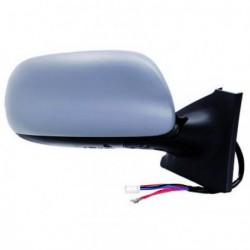 Specchio specchietto retrovisore esterno sinistro TOYOTA YARIS 2006-2011 elettrico verniciabile