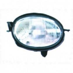 Faro fanale proiettore anteriore sinistro TOYOTA COROLLA 05/1997-09/1999 H4 per regolazione elettrica