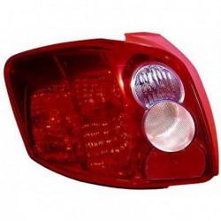 Faro fanale posteriore destro TOYOTA AURIS 03/2007-02/2010 vetture a 3 e 5 porte, per portalampada separato singolo