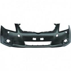Paraurti anteriore TOYOTA AVENSIS 01/2009-01/2012 verniciabile no sensori per lavafari