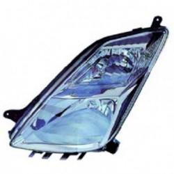 Faro fanale proiettore anteriore sinistro TOYOTA PRIUS 2004-2009 H4 per regolazione elettrica