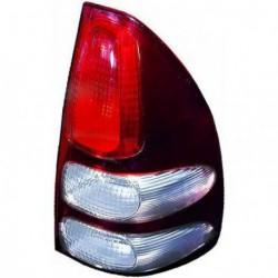 Faro fanale posteriore sinistro TOYOTA LAND CRUISER serie J12 2002-2009 superiore