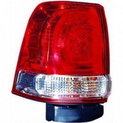 Faro fanale posteriore sinistro TOYOTA LANDCRUISER serie J20 V8, 2008-2012 esterno