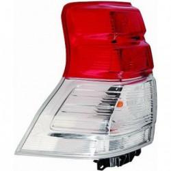 Faro fanale posteriore sinistro TOYOTA LAND CRUISER serie J15, 2009-2013 a LED
