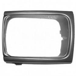 Cornice faro fanale proiettore anteriore sinistro VW TARO 01/1992-07/1997 per 4WD argento