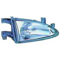 Faro fanale proiettore anteriore destro HYUNDAI ACCENT 10/1994-12/1999 a 3 porte, H4 per regolazione elettrica
