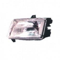 Faro fanale proiettore anteriore sinistro SEAT IBIZA e CORDOBA 08/1996-08/1999 H4 per regolazione elettrica