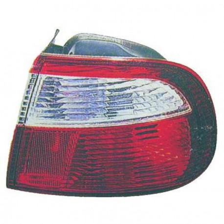 Faro fanale posteriore destro SEAT TOLEDO 04/1999-08/2004 rosso bianco esterno