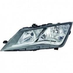 Faro fanale proiettore anteriore FULL LED sinistro SEAT LEON 2013- marca VALEO