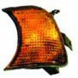 Freccia anteriore destra BMW Serie 5 E34 1988-1995 arancio con socket