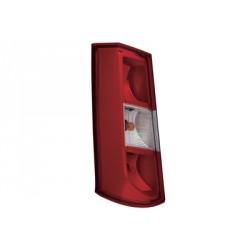 Faro fanale posteriore sinistro DACIA DOKKER 2012- senza portalampada