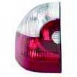 Faro fanale posteriore destro BMW X3 E83 2004-2006 esterno rosso bianco