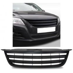Calandra griglia anteriore TUNING VW TIGUAN 2007-2011 doppio listello nero senza logo