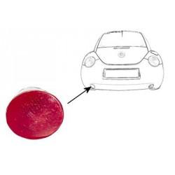 Fanale retronebbia sinistro VW BEETLE 1998-2005 rosso