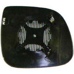 Vetro per specchio specchietto retrovisore esterno destro VW T5 TRANSPORTER, CARAVELLE, BUS, MULTIVAN 2009-2015 convesso riscaldabile