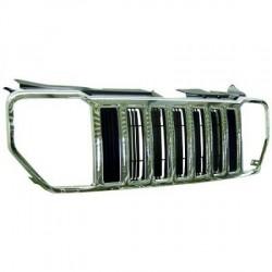 Calandra griglia JEEP CHEROKEE 2008-2011 nera con bordo cromato