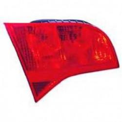 Faro fanale posteriore destro AUDI A4 Avant 11/2004-2007 interno senza portalampada