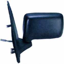 Specchio specchietto retrovisore esterno destro FORD FIESTA 1989-1993 con leva di regolazione