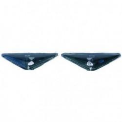 Set frecce laterali TUNING nere FORD FOCUS 1998-2004 e MONDEO 2000-2007