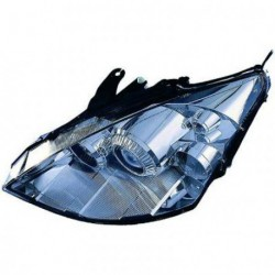 Faro fanale proiettore anteriore XENON HID destro FORD FOCUS 2001-2004 DEPO D2S+H7 per regolazione elettrica