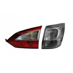 Faro fanale posteriore destro FORD GRAND C-MAX 2010-2015 interno con portalampada