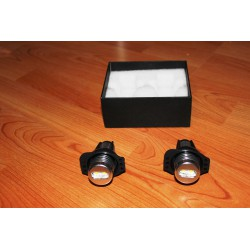 Cp luci angel eyes LED BIANCO XENON BMW E90/91 serie 3