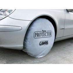 Protezione volante in PE dispenser 100 pz
