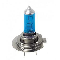 Coppia lampade lampadina alogena effetto xenon BLU-XE  H7 100W fuoristrada